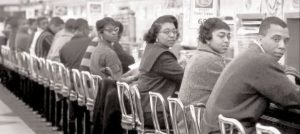 Sit In 1960s